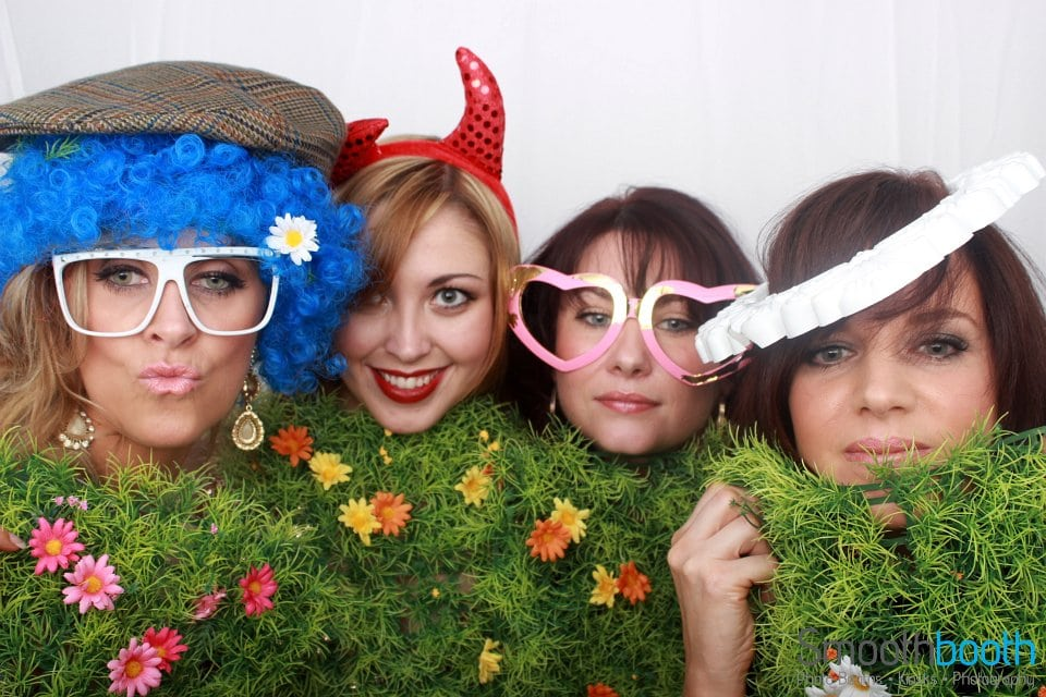 South Wales Best Photo booth